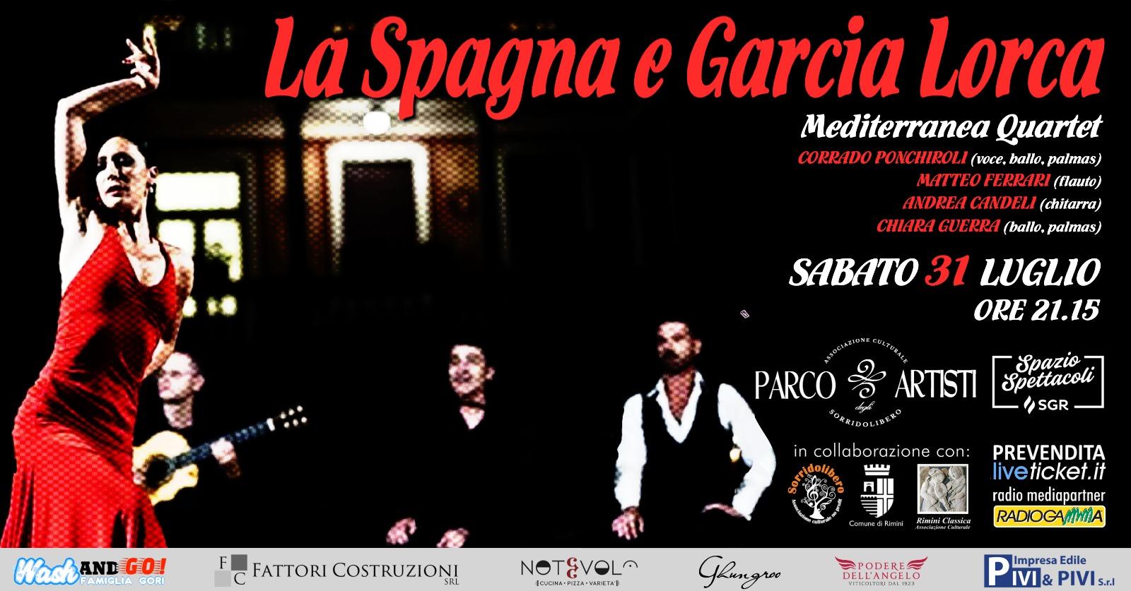 La Spagna e Garcia Lorca